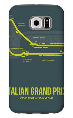 Italian Grand Prix 2 Galaxy S6 Case by  NaxArt