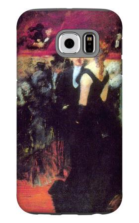 Paris Opera Galaxy S6 Case by Jean Louis Forain