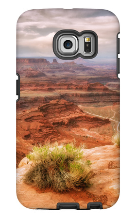 Beautiful Dead Horse Point Galaxy S6 Edge Case by Vincent James