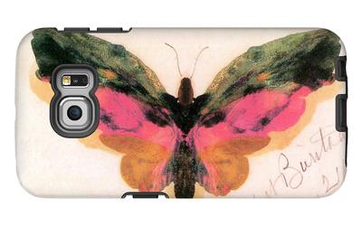 Butterfly Galaxy S6 Edge Case by Albert Bierstadt