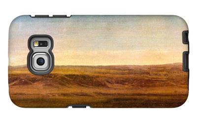 At the Level Galaxy S6 Edge Case by Albert Bierstadt