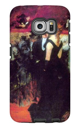 Paris Opera Galaxy S6 Edge Case by Jean Louis Forain