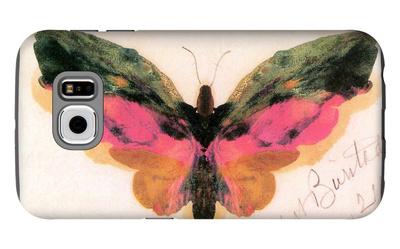 Butterfly Galaxy S6 Case by Albert Bierstadt