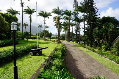 Ottleys Plantation Inn, St. Kitts, St. Kitts and Nevis Photographic Print by Robert Harding