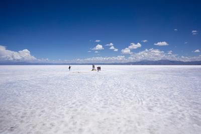 Salinas Grandes, Jujuy, Argentina Photographic Print by Peter Groenendijk