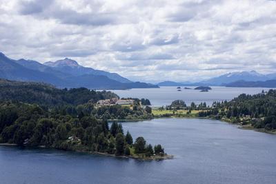 Lake of Nahuel Huapi, Bariloche, Argentina Photographic Print by Peter Groenendijk