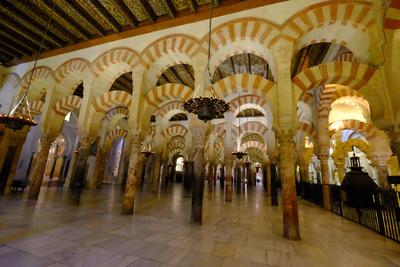 The Mezquita of Cordoba, Andalucia, Spain Photographic Print by Carlo Morucchio