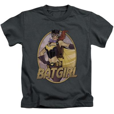 Juvenile: JLA- Batgirl Bombshell T-Shirt