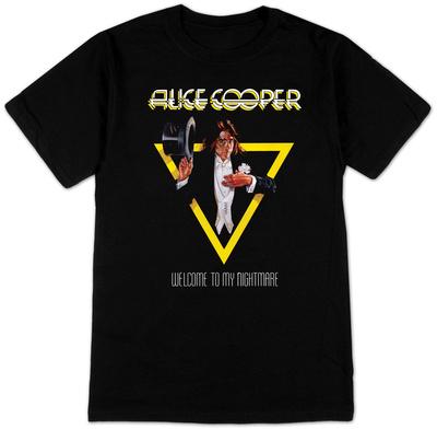 Alice Cooper- Welcome To My Nightmare Shirt