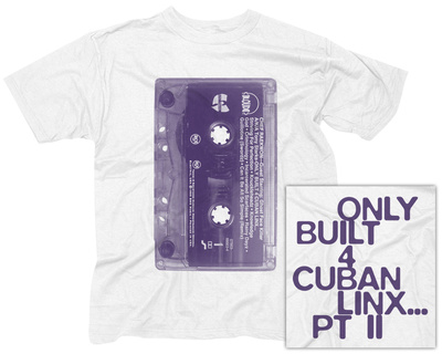 Raekwon- Only Built 4 Cuban Linx (Front/Back) T-shirts
