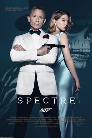 James Bond- Spectre One Sheet Prints