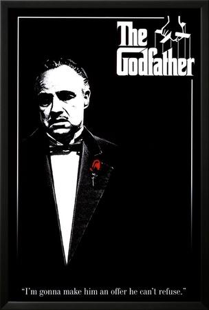 The Godfather Print