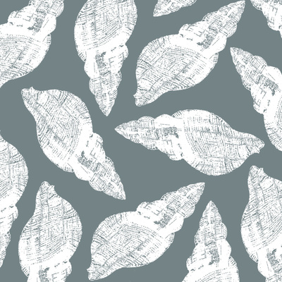 Scattered Shells I Posters by Sabine Berg