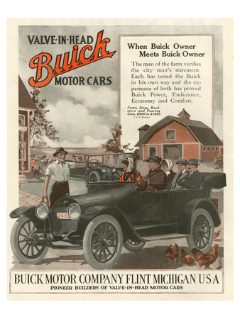 GM Buick - Power Endurance… Posters