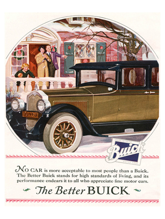 GM Buick - More Acceptable Posters