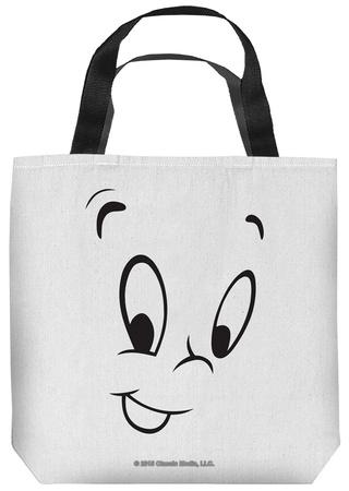 Casper The Friendly Ghost - Face Tote Bag Tote Bag