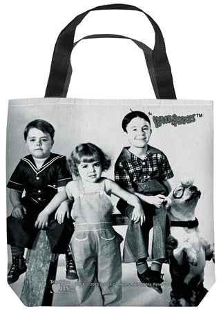 Little Rascals - The Gang Tote Bag Tote Bag