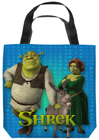 Shrek - Pals Tote Bag Tote Bag