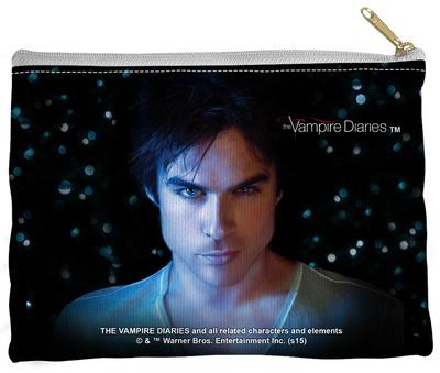 Vampire Diaries - Damon Eyes Zipper Pouch Zipper Pouch