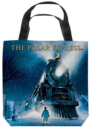 Polar Express - Poster Tote Bag Tote Bag!