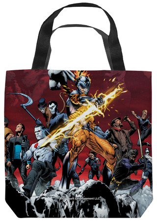 Valiant - Stand Tall Tote Bag Tote Bag