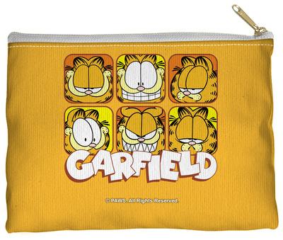 Garfield - Faces Zipper Pouch Zipper Pouch