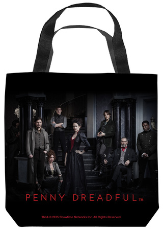 Penny Dreadful - Stair Cast Tote Bag Tote Bag