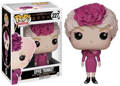 The Hunger Games - Effie Trinket POP Figure Toy