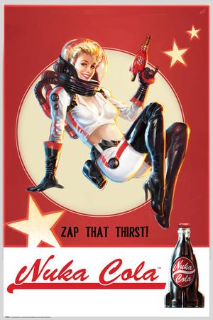 Fallout- Nuka Cola Posters