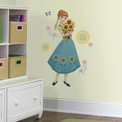 Disney Frozen Fever Anna Wall Decal