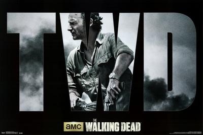 Walking Dead- Key Art 6 Prints