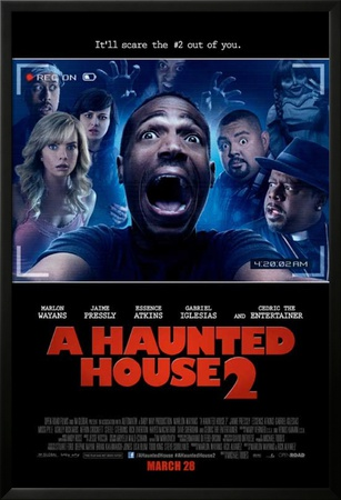 A Haunted House 2 Posters