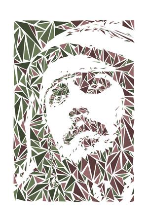 Jack Sparrow Prints by Cristian Mielu