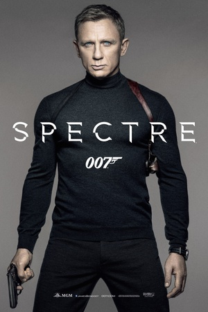 James Bond- Spectre Colour Teaser Prints