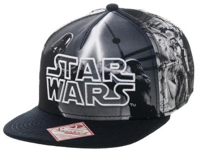 Star Wars- Sublimated Battle Snapback Kasket
