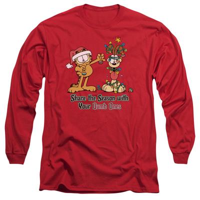 Long Sleeve: Garfield- Share The Season Long Sleeves