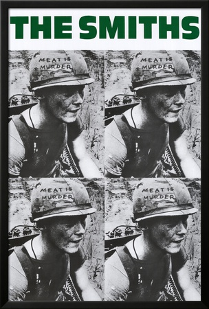 The Smiths- Meat Is Murder Photo