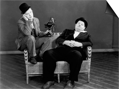 Oliver Hardy, Stan Laurel Prints