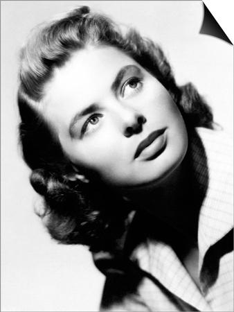 Ingrid Bergman, 1940 Posters