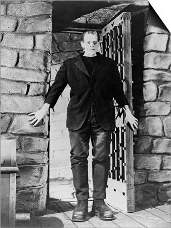 Frankenstein: Frankenstein, 1931 Poster