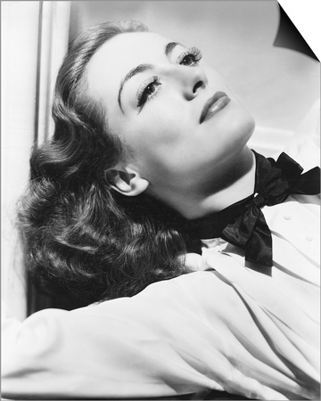 Joan Crawford Art