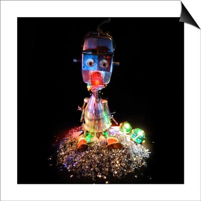 Robo Baby Art