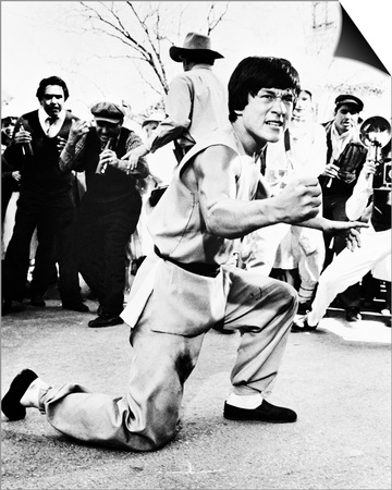 Jackie Chan Print