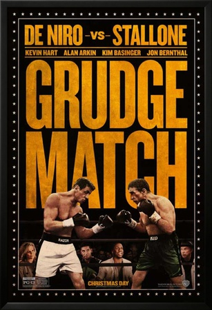 Grudge Match Posters