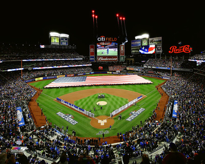 Citi Field Game 3 of the 2015 World Series Photo
