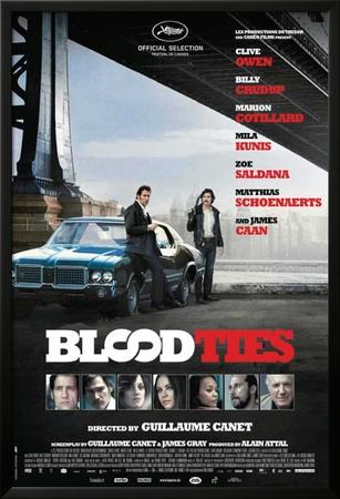 Blood Ties Print