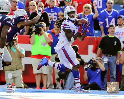 Sammy Watkins 2015 Action Photo