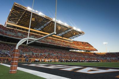 Oregon State: Reser Stadium Photographic Print