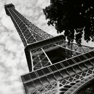 Paris II Giclee Print by  The Chelsea Collection