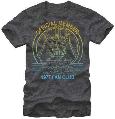 Star Wars- Fan Club Member Shirts